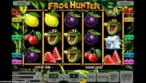 hunter frog slo