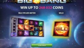 Φρουτάκι Big Bang