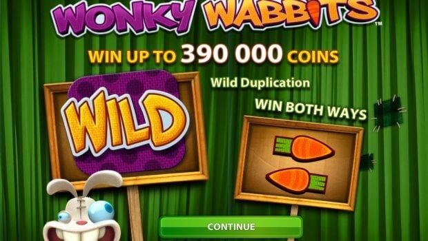 Φρουτάκι Wonky Wabbits