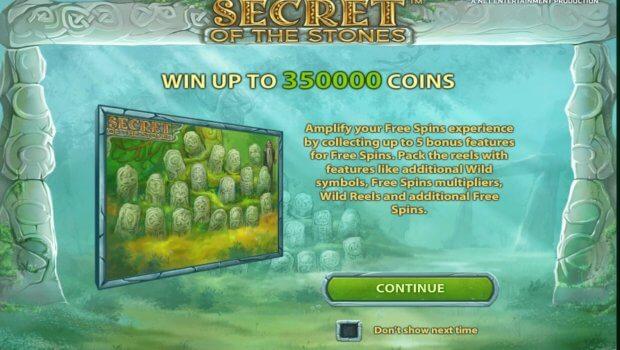Φρουτακι secret of the stones