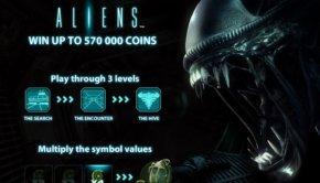 Φρουτάκι Aliens