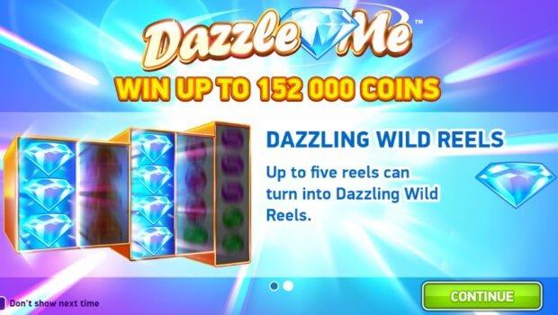 Φρουτάκι Dazzle Me