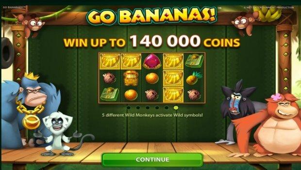 Φρουτάκι Go Bananas
