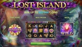 Φρουτάκι Lost Island