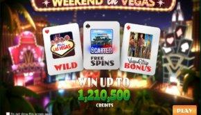 Φρουτάκι Weekend in Vegas
