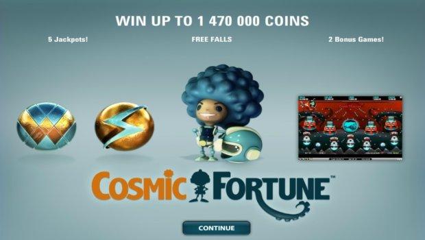 Φρουτάκι Cosmic Fortune