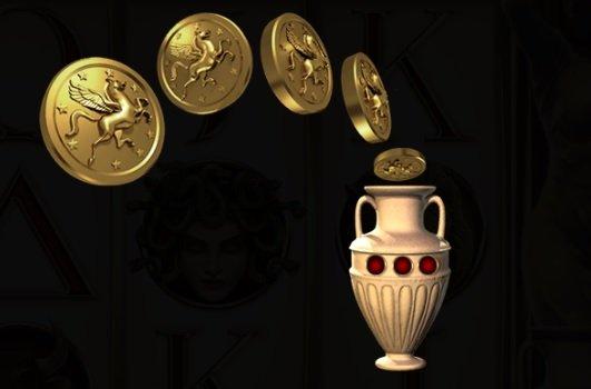 Φρουτάκι Divine Fortune σύμβολα Bonus