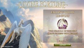 Φρουτάκι Divine Fortune