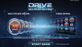 Φρουτάκι Drive: Multiplier Mayhem