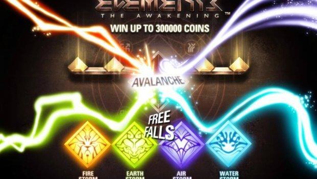 Φρουτάκι Elements