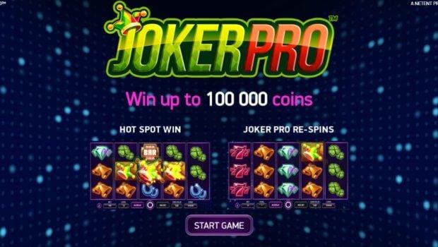 Φρουτάκι Joker Pro