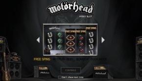 Φρουτάκι Motorhead