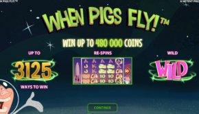 Φρουτάκι When Pigs Fly