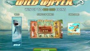 Φρουτάκι Wild Water