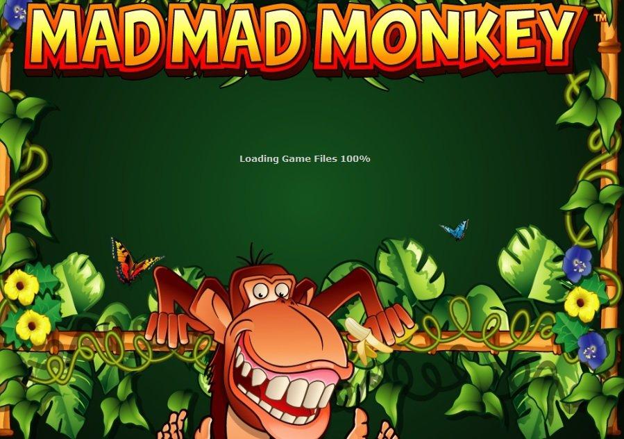 Φρουτάκι Mad Mad Monkey