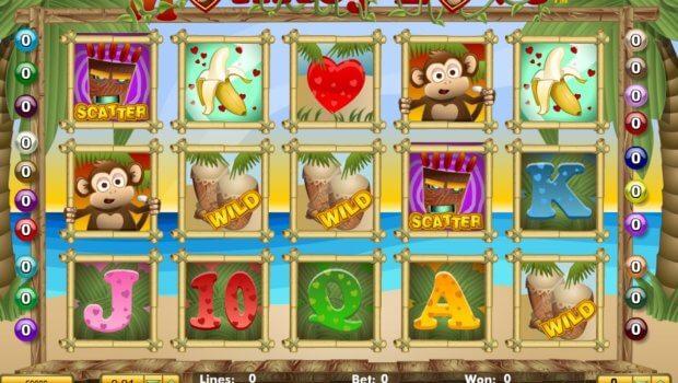 Φρουτάκι Monkey Love