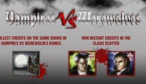 Φρουτάκι Vampires vs. Werewolves