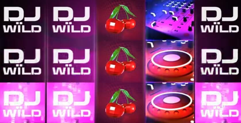 Φρουτάκι DJ Wild ΚΑΙ ΣΥΜΒΟΛΟ WILD