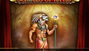 Φρουτάκι Scrolls of Ra