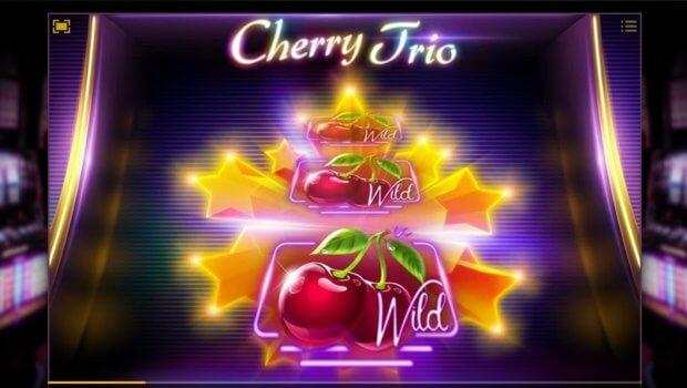 Φρουτάκι Cherry Trio