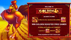 Φρουτάκι Golden Hen