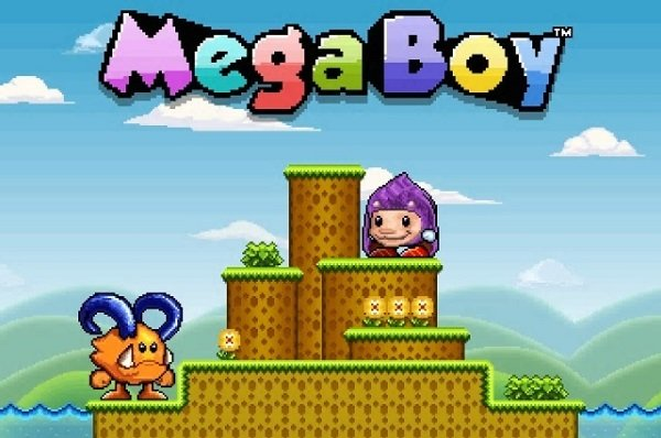 Φρουτάκι Mega Boy