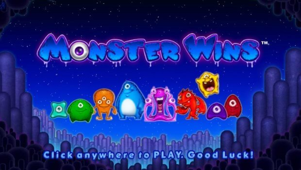 Φρουτάκι Monster Wins