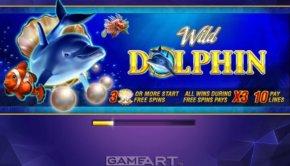 Φρουτάκι Wild Dolphin