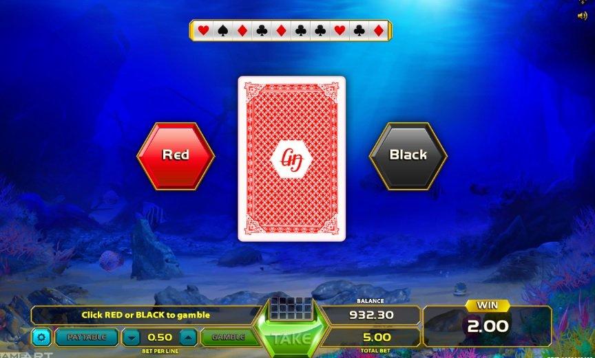 Φρουτάκι Wild Dolphin gamble