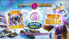 Φρουτάκι Spin Sorceress