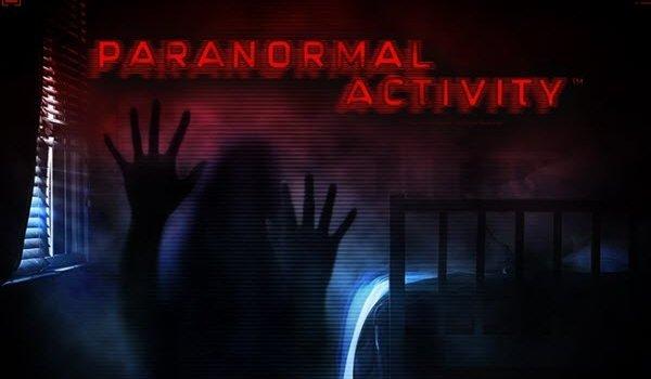 Φρουτάκι Paranormal Activity