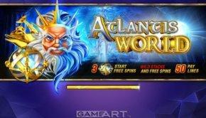 Φρουτάκι Atlantis World