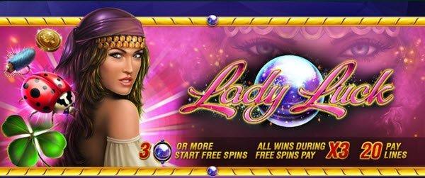 Φρουτάκι Lady Luck