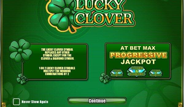 Φρουτάκι Lucky Clover