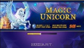 Φρουτάκι Magic Unicorn