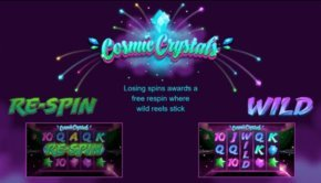 Φρουτάκι Cosmic Crystals