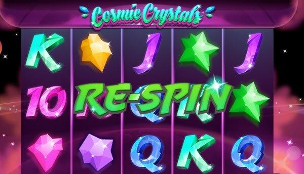 re-spins sto froytaki cosmic crystals