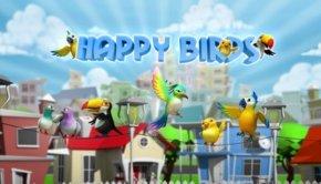 Φρουτάκι Happy Birds