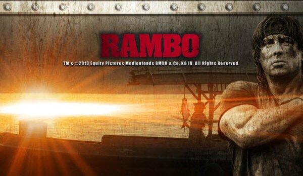 Φρουτάκι Rambo