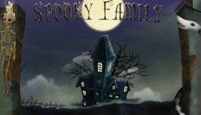 Φρουτάκι Spooky Family