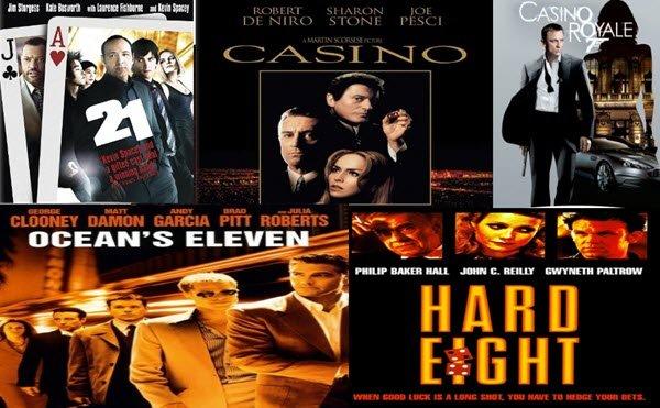 οι 5 καλύτερες ταινίες που γυρίστηκαν σε καζίνο