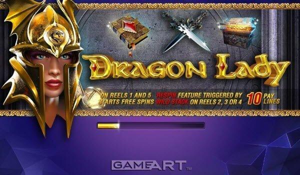 φρουτάκι Dragon Lady