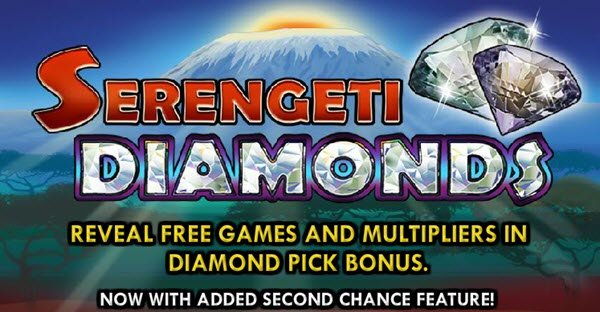 φρουτάκι Serengeti Diamonds
