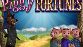 φρουτάκι Piggy Fortunes