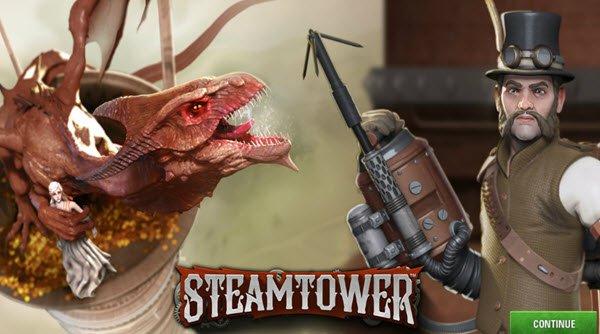 φρουτάκι Steam Tower