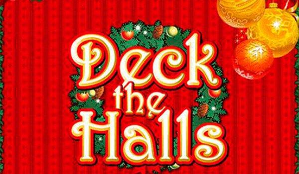 φρουτάκι Deck the Halls