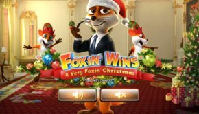 Φρουτάκι Foxin Wins A Very Foxin' Christmas