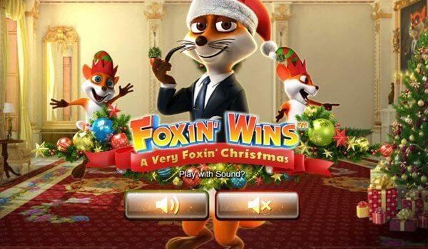 Φρουτάκι Foxin Wins A Very Foxin' Christmas