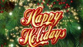 φρουτάκι Happy Holidays