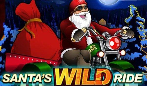 φρουτάκι Santa's Wild Ride